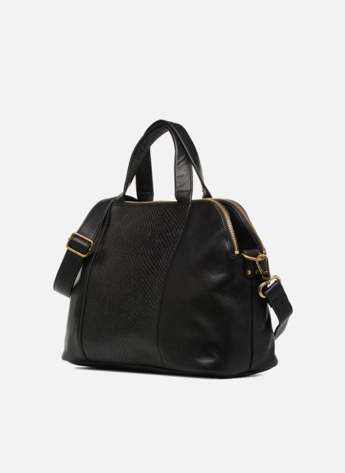 Handtaschen Nat & Nin Jeanne schwarz schuhe getragen