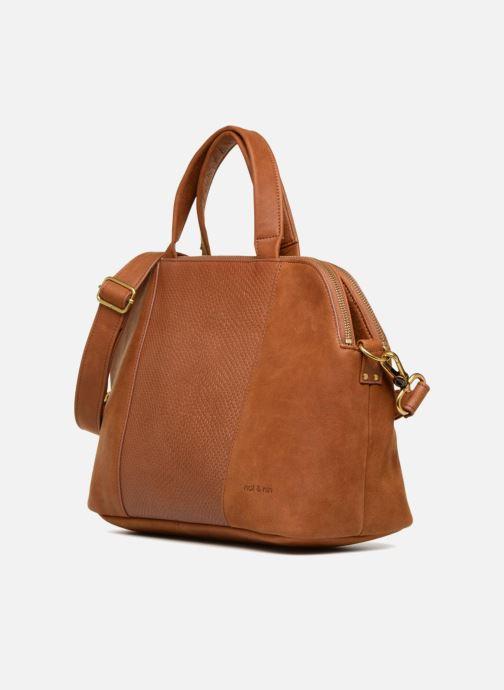Handbags Nat & Nin Jeanne Brown model view