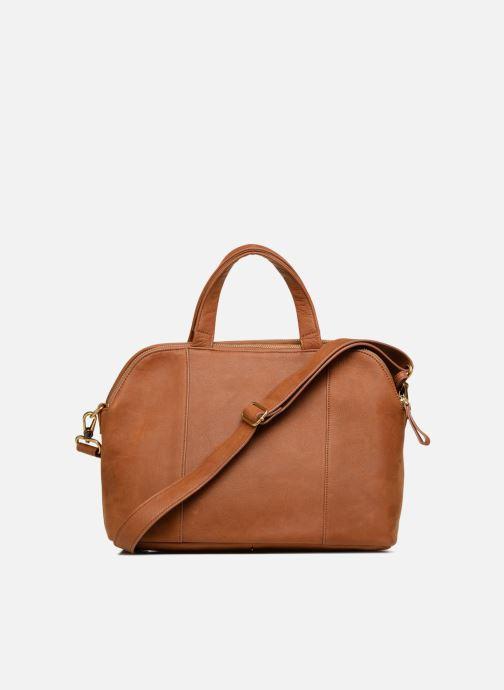 Handbags Nat & Nin Jeanne Brown front view
