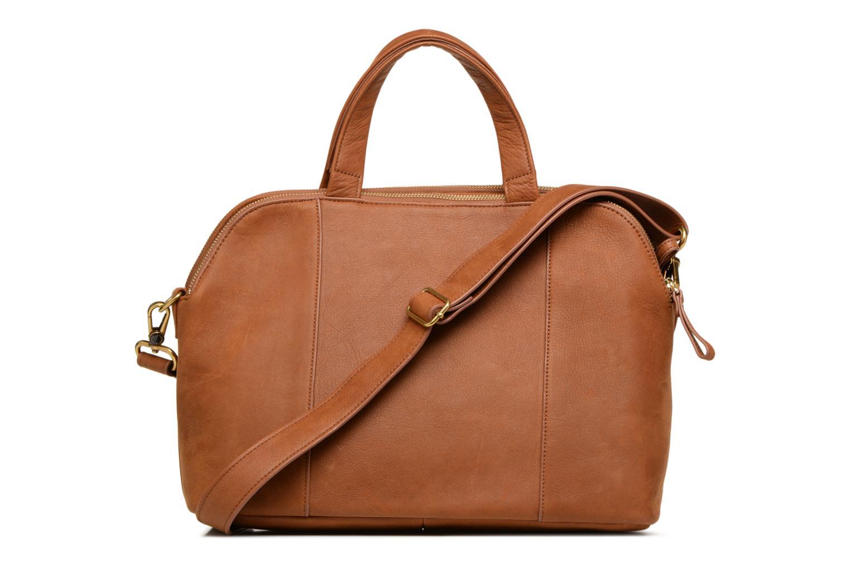 Handtaschen Nat & Nin Jeanne braun ansicht von vorne