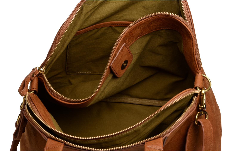 Handtaschen Nat & Nin Jeanne braun ansicht von hinten