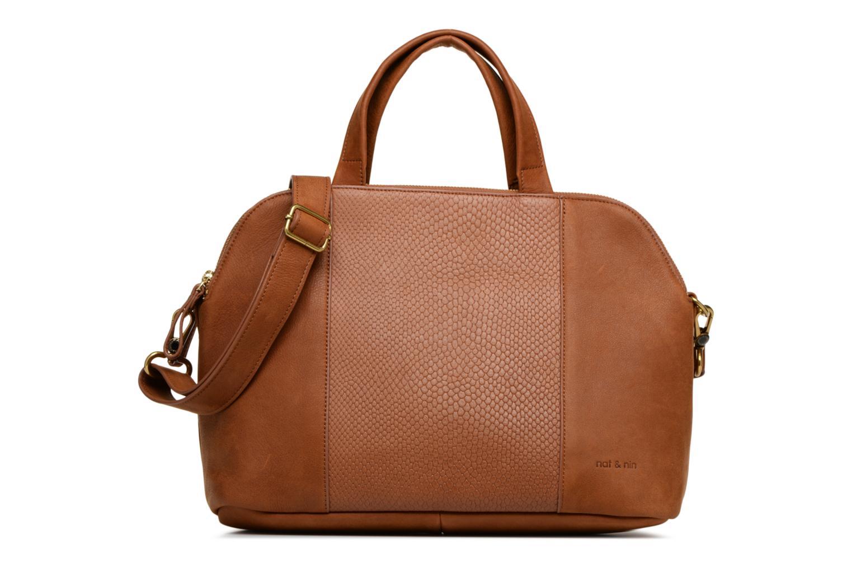 Handtaschen Nat & Nin Jeanne braun detaillierte ansicht/modell