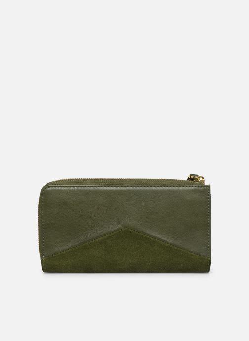 Portemonnaies & Clutches Nat & Nin Linn grün ansicht von vorne