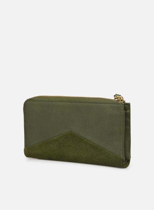Portemonnaies & Clutches Nat & Nin Linn grün ansicht von rechts