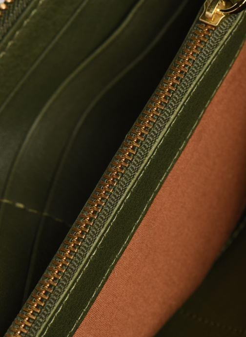 Portemonnaies & Clutches Nat & Nin Linn grün ansicht von hinten