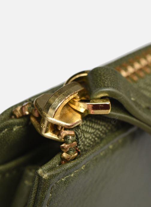 Portemonnaies & Clutches Nat & Nin Linn grün ansicht von links