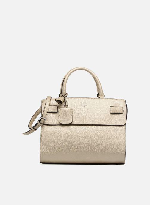 Sacs à main Guess Cate satchel Or et bronze vue détail/paire