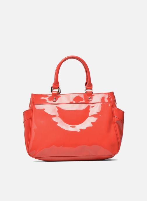 Handtaschen Les P'tites Bombes Sac Vernis rot ansicht von vorne