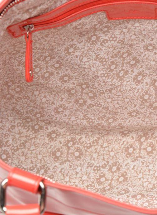 Handbags Les P'tites Bombes Sac Vernis Red back view