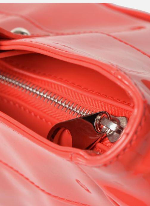 Handtaschen Les P'tites Bombes Sac Vernis rot ansicht von links