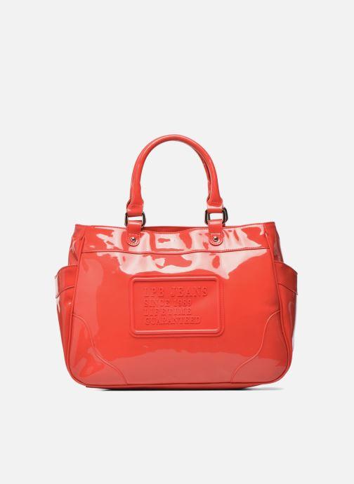 Handbags Les P'tites Bombes Sac Vernis Red detailed view/ Pair view