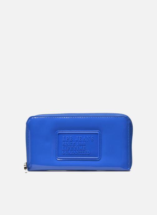 Marroquinería pequeña Les P'tites Bombes Compagnon Verni Azul vista de detalle / par