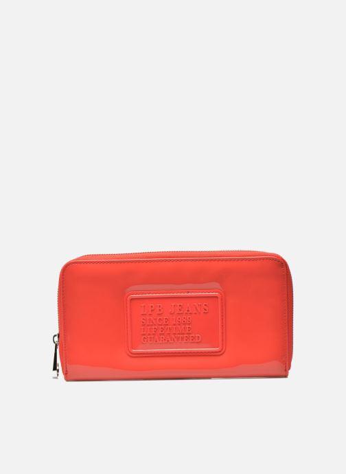 Marroquinería pequeña Les P'tites Bombes Compagnon Verni Rojo vista de detalle / par