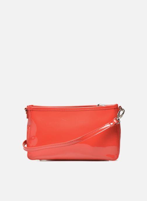 Mini Bags Les P'tites Bombes Pochette Verni rot ansicht von vorne