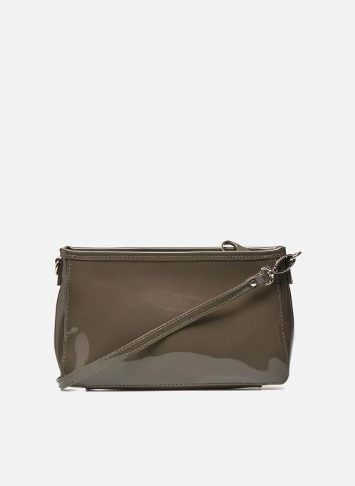 Mini Bags Les P'tites Bombes Pochette Verni braun ansicht von vorne