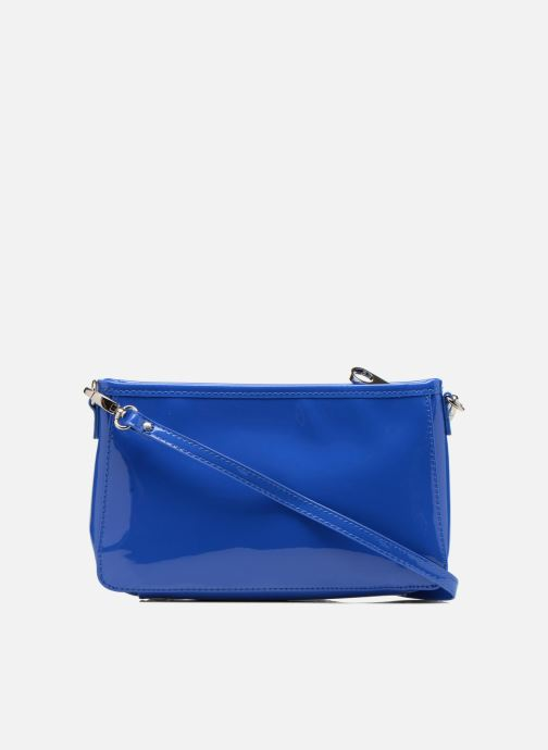 Mini Bags Les P'tites Bombes Pochette Verni blau ansicht von vorne