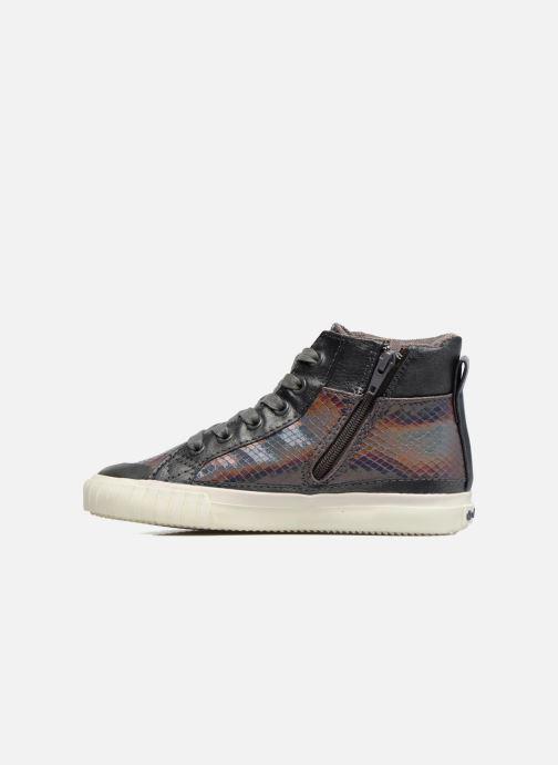 Sneakers Victoria Bota Serpiente Zilver voorkant