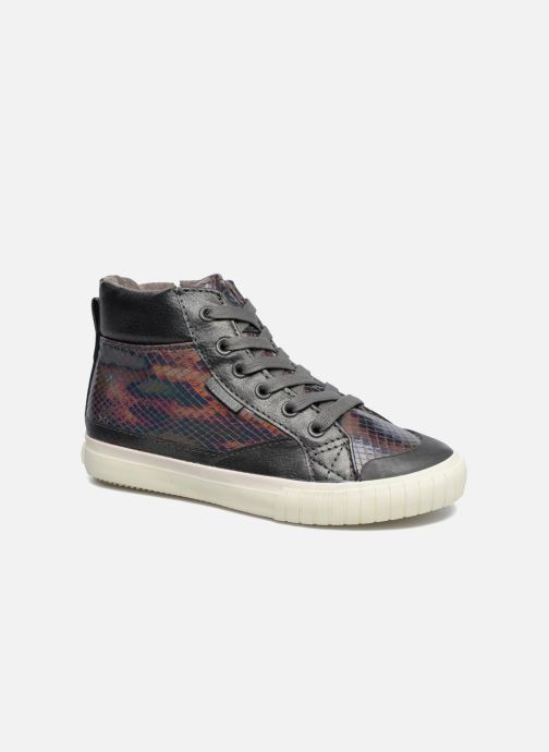 Sneakers Victoria Bota Serpiente Zilver detail