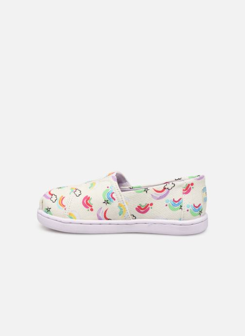 Sneakers TOMS Seasonal Classics Kids Wit voorkant