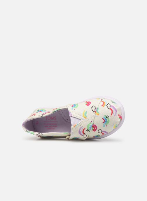 Sneakers TOMS Seasonal Classics Kids Wit links