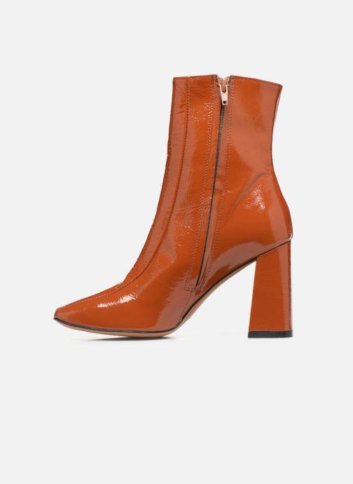 Stiefeletten & Boots Jonak Carla orange ansicht von vorne