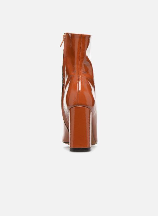 Stiefeletten & Boots Jonak Carla orange ansicht von rechts