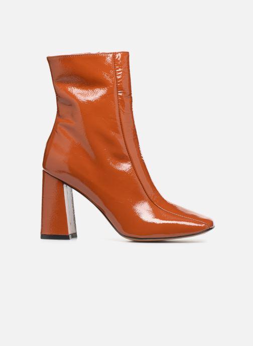 Stiefeletten & Boots Jonak Carla orange ansicht von hinten