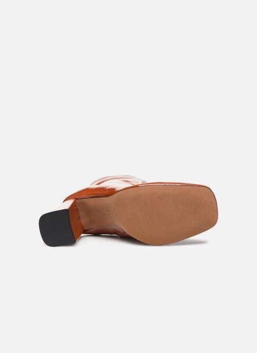 Jonak Carla (Orange) Bottines et boots chez Sarenza (416197)