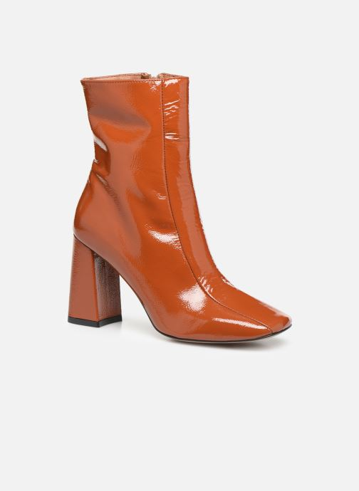 Stiefeletten & Boots Jonak Carla orange detaillierte ansicht/modell