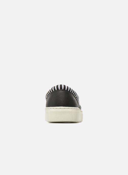 Baskets Jonak Luna Noir vue droite