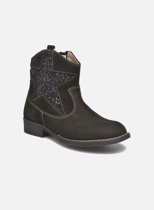 Bottines et boots Pablosky Daniela Noir vue détail/paire