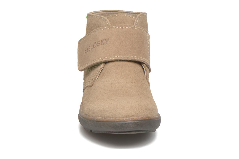 Bottines et boots Pablosky Fantino Beige vue portées chaussures