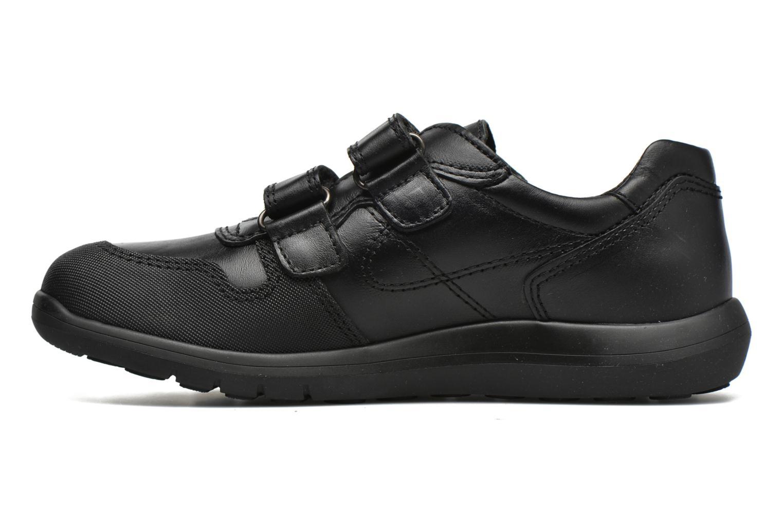 Chaussures à scratch Pablosky Huberto Noir vue face