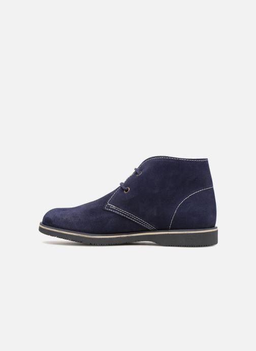 Chaussures à lacets Pablosky Pablo Bleu vue face