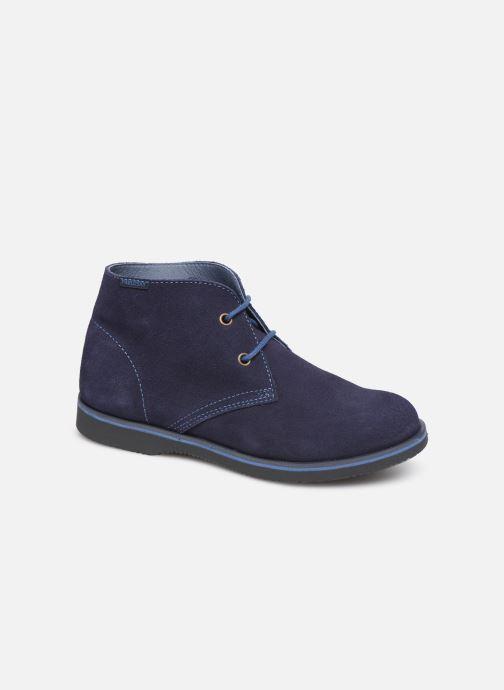 Zapatos con cordones Pablosky Pablo Azul vista de detalle / par