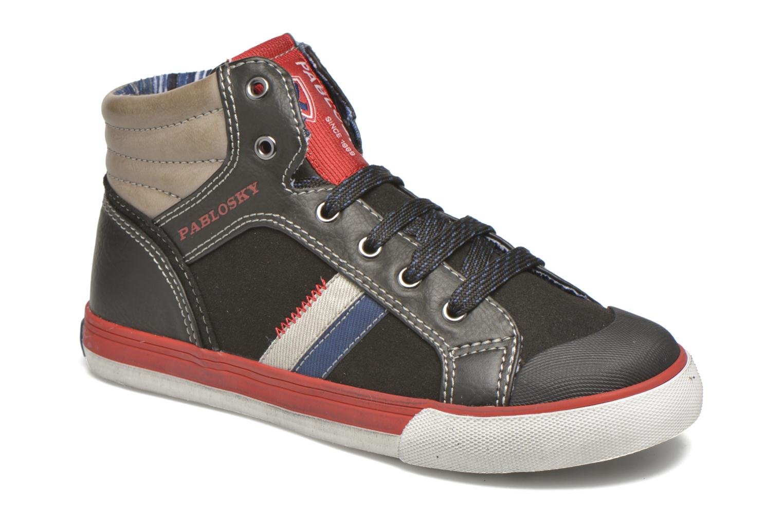 Sneakers Pablosky Luca Zwart detail