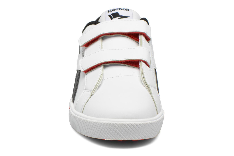 Baskets Reebok Reebok Royal Comp 2L Alt Blanc vue portées chaussures
