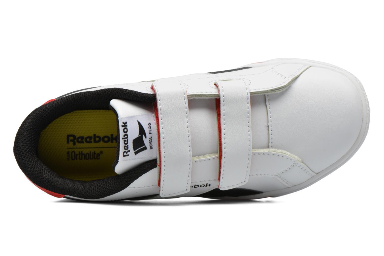 Baskets Reebok Reebok Royal Comp 2L Alt Blanc vue gauche