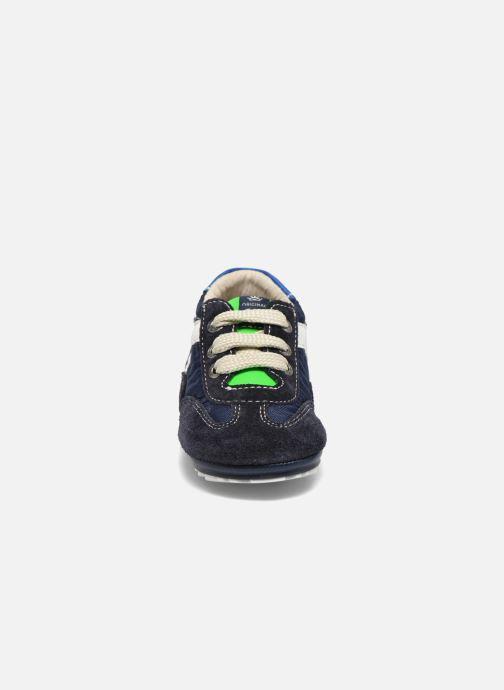 Baskets Shoesme Sam Bleu vue portées chaussures