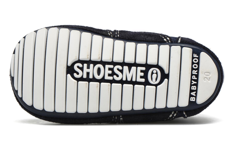 Sneakers Shoesme Sam Azzurro immagine dall'alto
