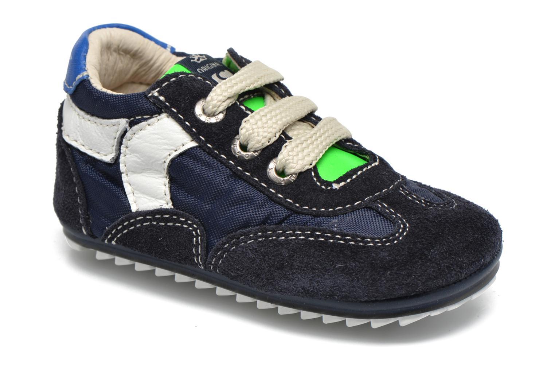 Sneakers Shoesme Sam Azzurro vedi dettaglio/paio