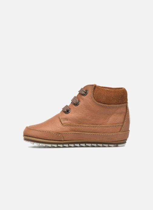 Zapatos con cordones Shoesme Stef Marrón vista de frente