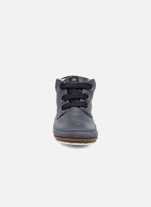 Lace-up shoes Shoesme Stef Blue model view