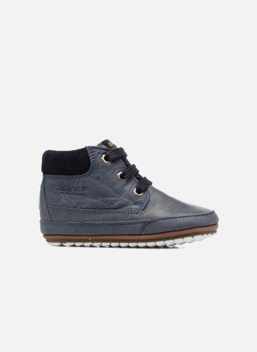 Lace-up shoes Shoesme Stef Blue back view
