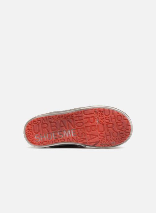 Chaussures à scratch Shoesme Sofian Marron vue haut
