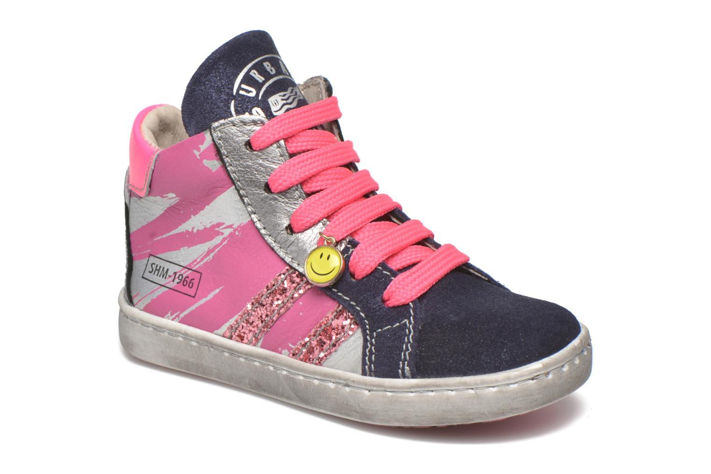 Sneakers Shoesme Samia Blauw detail