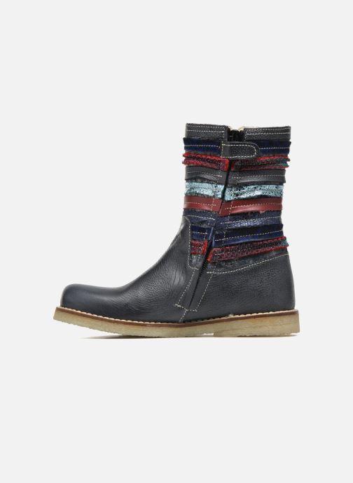 Støvler & gummistøvler Shoesme Sarah Blå se forfra