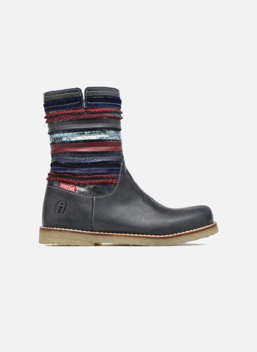 Støvler & gummistøvler Shoesme Sarah Blå se bagfra
