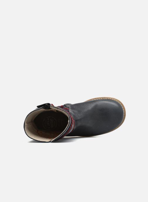 Bottes Shoesme Sarah Bleu vue gauche