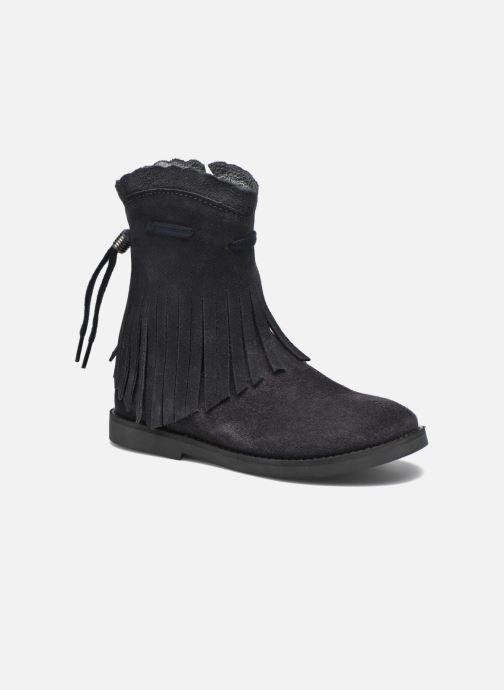 Botas Shoesme Serena Negro vista de detalle / par
